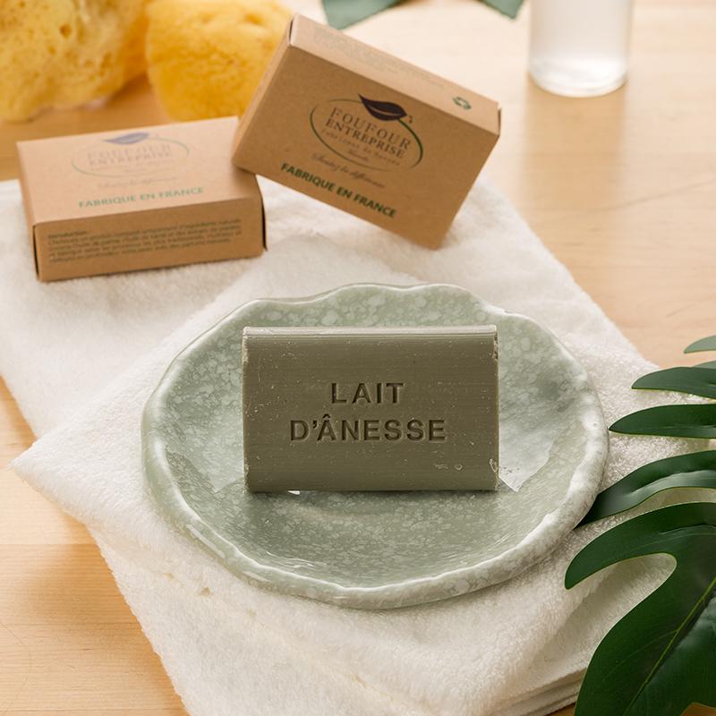 法国原产FOUFOUR摩洛哥坚果油马赛皂香皂保湿洗脸皂女洁面皂 摩洛哥坚果