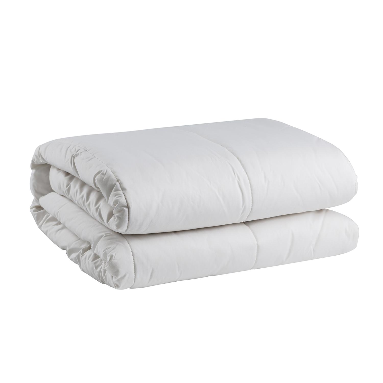 新西兰原产CRIA 80%羊毛全棉儿童四季被羊毛被 白色