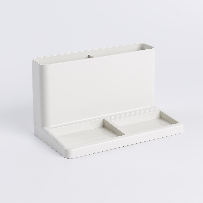 韩国SYSMAX MYROOM多功能笔筒/收纳盒 米白 米白