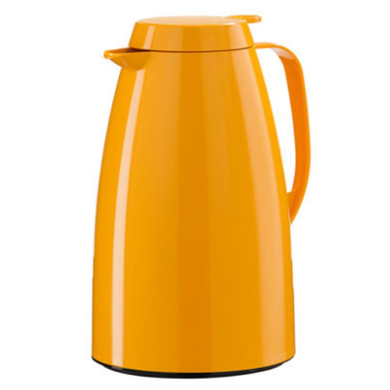 德国原产EMSA保温壶保冷壶家用热水壶basic系列1.5L 橙色