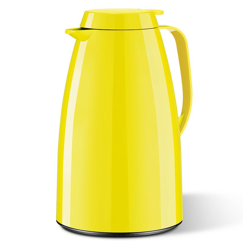 德国原产EMSA保温壶保冷壶家用热水壶basic系列1.5L 黄色