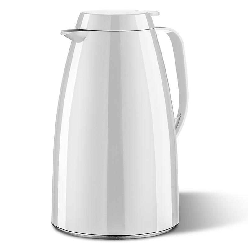 德国原产EMSA保温壶保冷壶家用热水壶basic系列1.5L 白色