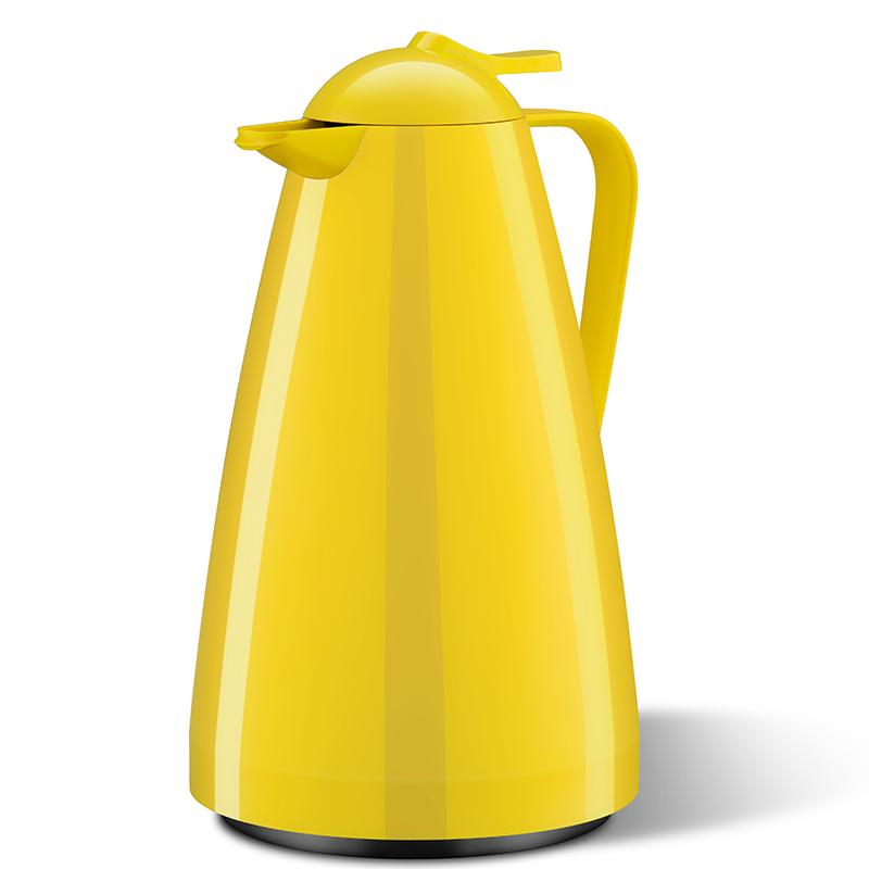 德国原产EMSA保温壶保冷壶热水壶SALSA系列1.5L 黄色
