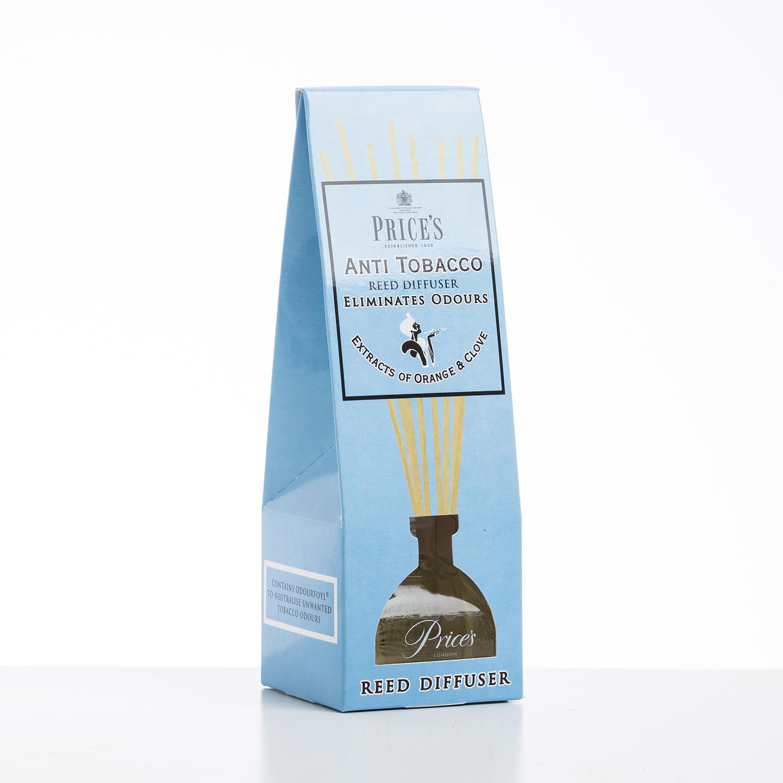英国原产Price's藤条香薰空气净化香氛 天蓝