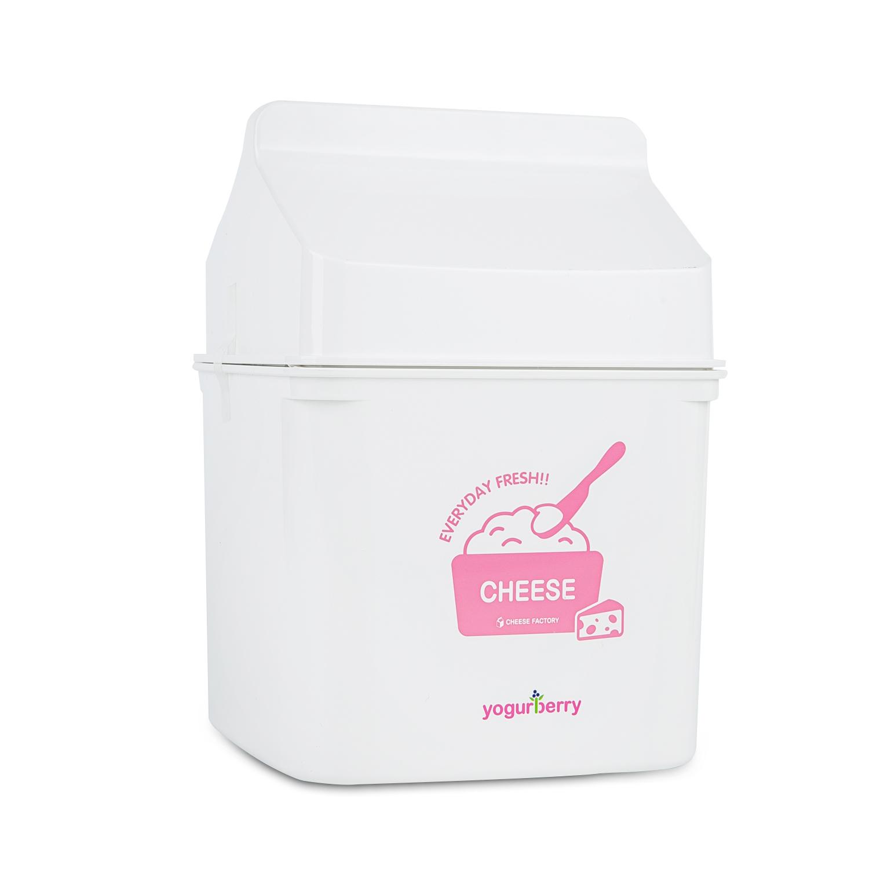 韩国原产yogurberry 奶酪机乳酪机奶酪发酵小工具 1个装 牛奶白