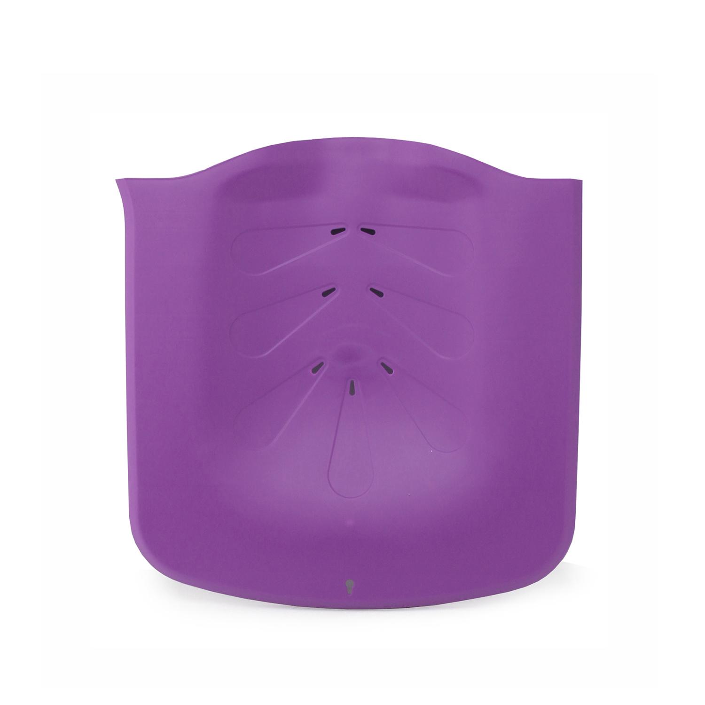 韩国原产Mathos Loreley婴儿洗头床宝宝洗头躺床澡盆配套 紫色