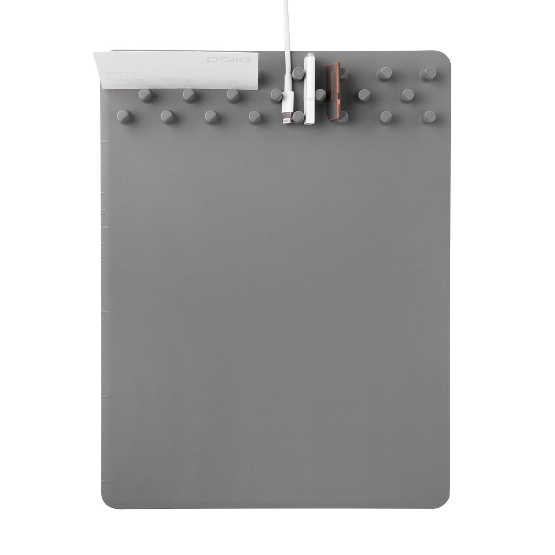 韩国原产pallo poke系列创意鼠标垫理顺各种小东西 灰色