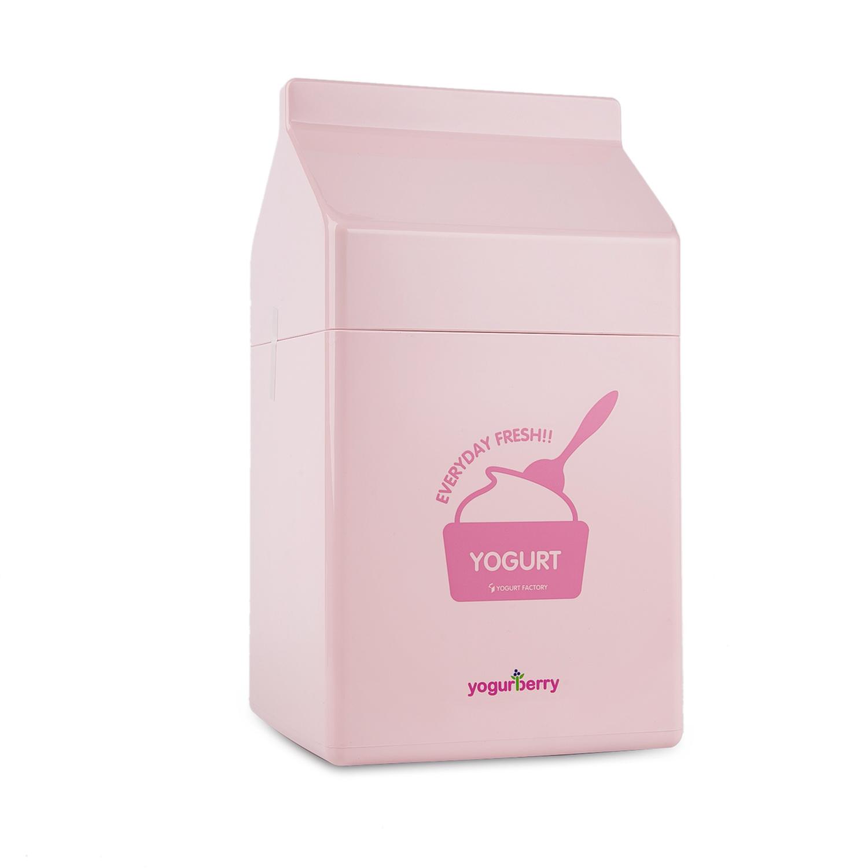 韩国原产yogurberry家用酸奶机多功能自制酸奶机1个装 甜蜜粉