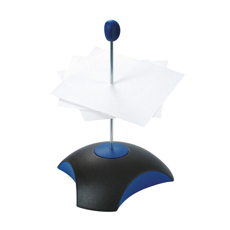 德国原产HAN环保纸片票据收纳针 黑色