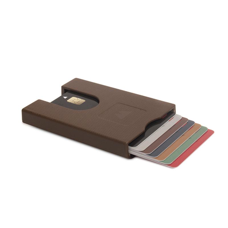 荷兰原产WALTER WALLET多卡合一卡包卡套卡夹 牛皮色
