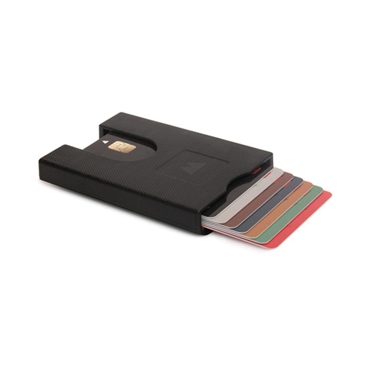 荷兰原产WALTER WALLET多卡合一卡包卡套卡夹 黑色