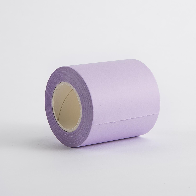 日本原产Gnotes切取式水性粘剂便签纸便签本替换装50mm 紫色