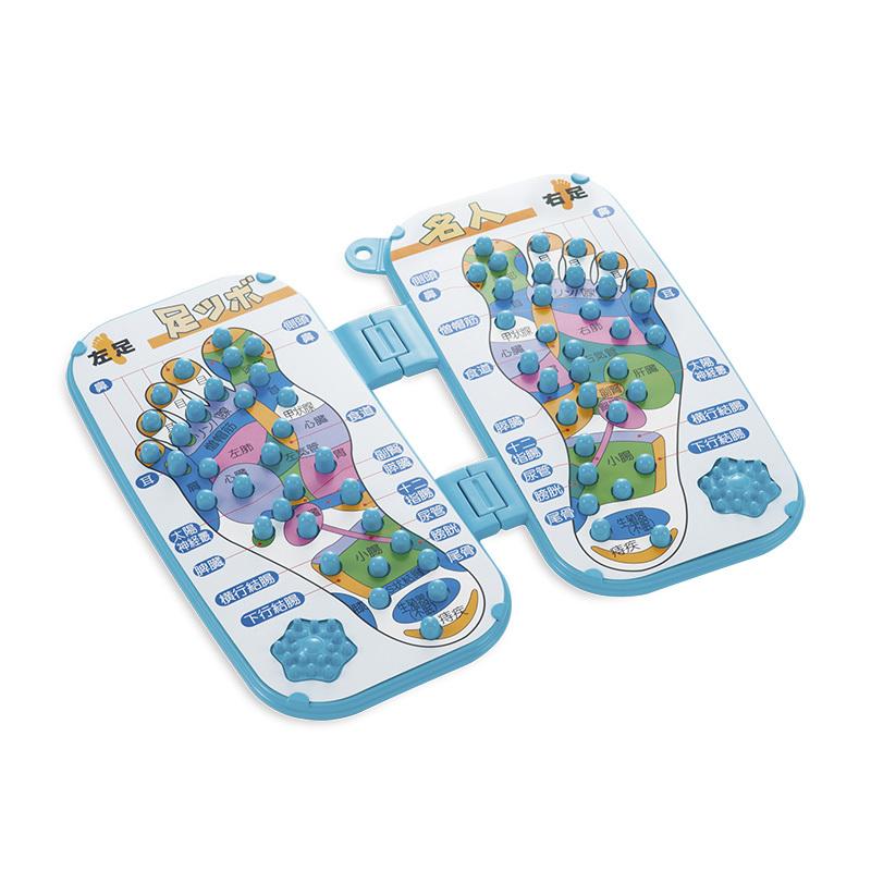 日本原产Imotaniイモタ二BEAUTY SHAPE足部穴位专用按摩板 彩色