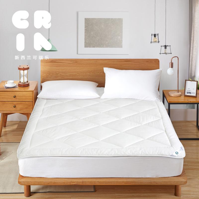 CRIA羊毛床垫 白色 M