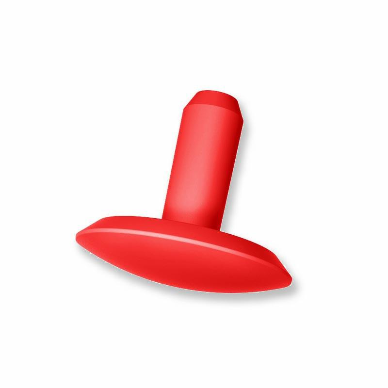 丹麦原产SITPACK便携式压缩折叠椅底座 红色
