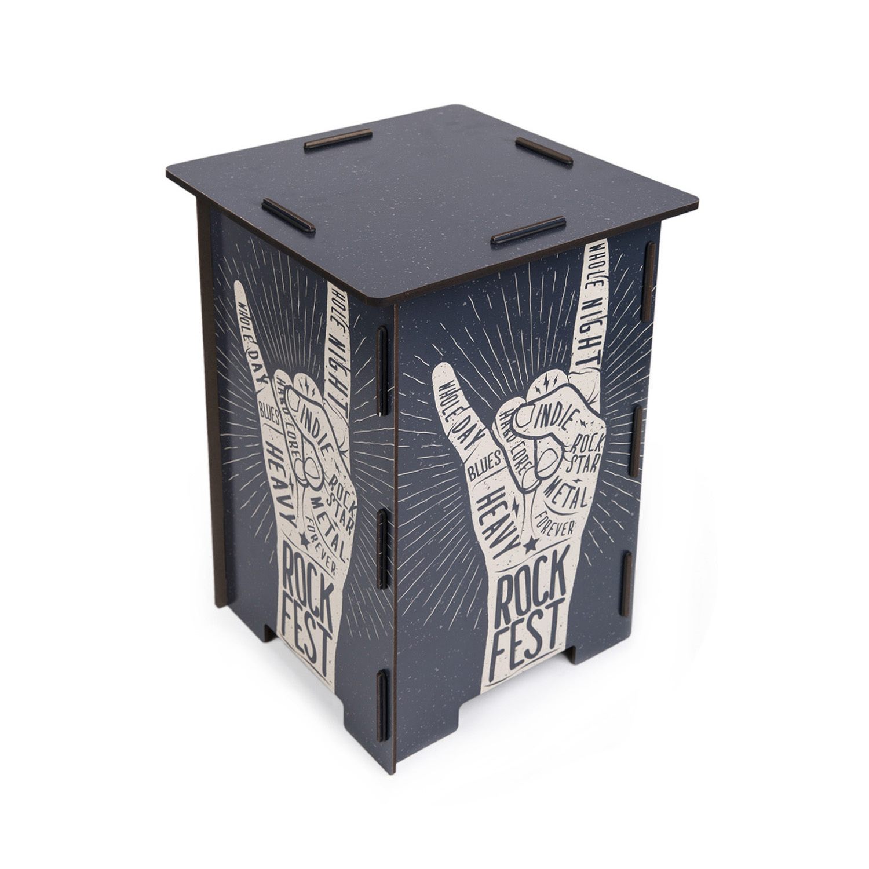 德国原产Werkhaus木质DIY创意凳子椅子板凳 摇滚音乐节