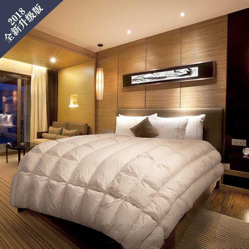 德国OBB royal bed加拿大鹅绒被 Climasphere冬夏两用被 白色 220*240cm(适用于1.8m的床)