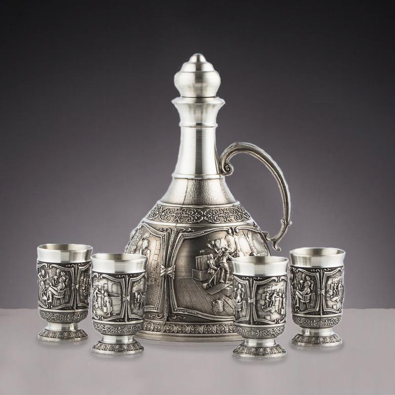 古代酒杯有什么不同叫法