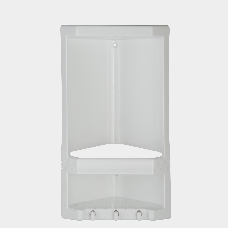 意大利原产da-dam G·JUNIOR系列浴室置物架储物架 白色