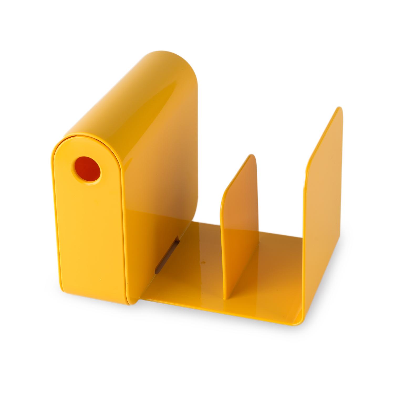 韩国原产aplum 书架笔筒二合一多功能书架书立 黄色