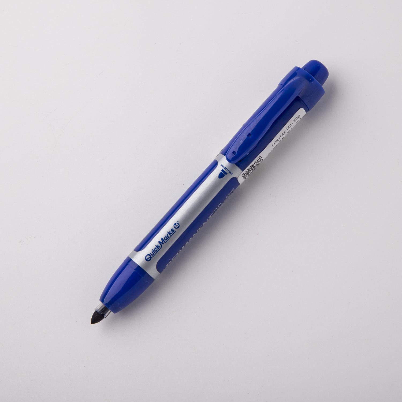 韩国原产MORRIS快速标记马克笔 蓝色