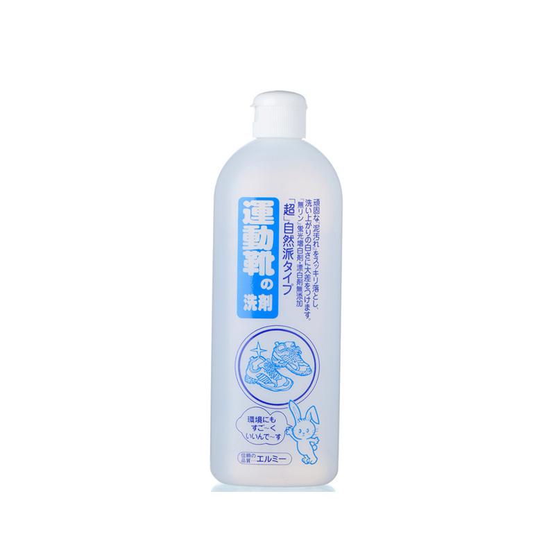 日本原产elmie惠留美运动鞋洗涤剂清洁剂500ml 白色