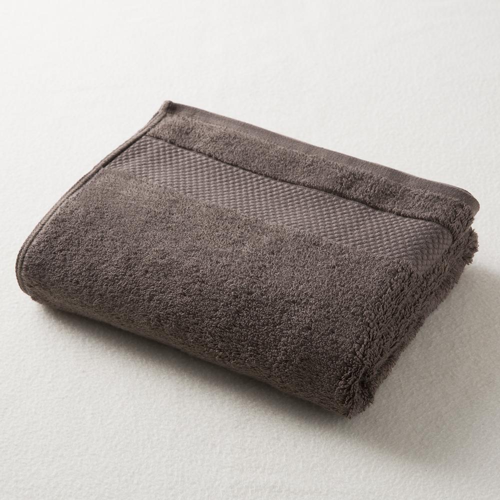 日本原产ORIM今治毛巾-Cocoon系列超柔棉质浴巾 咖啡色
