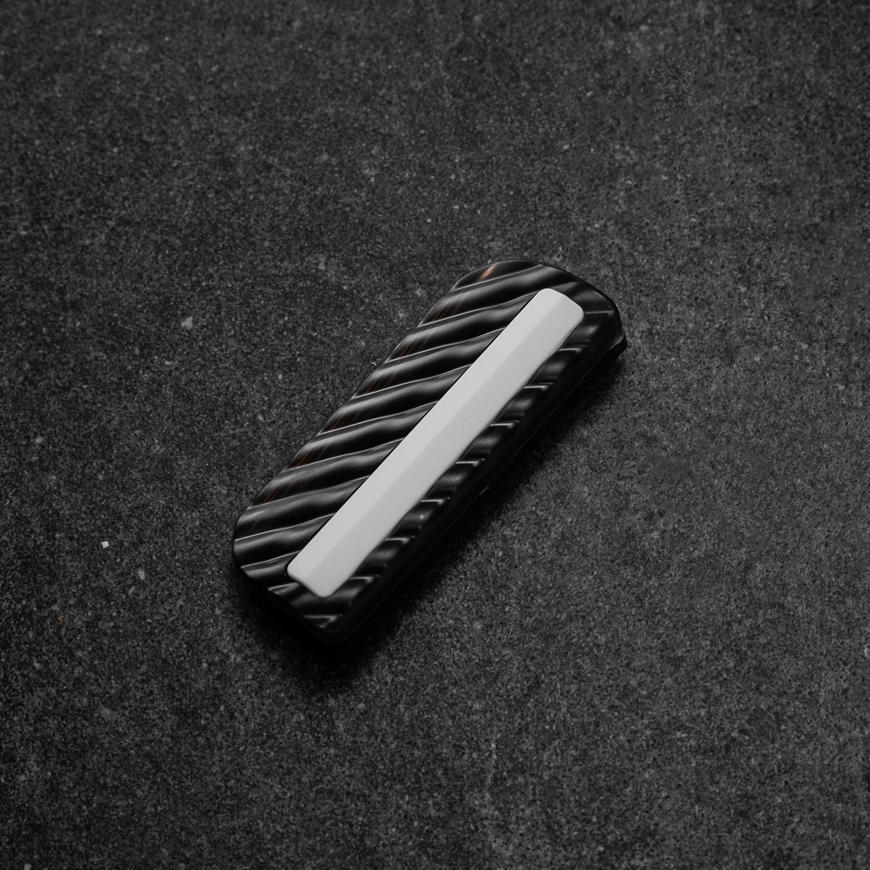日本原产Tojiro藤次郎磨刀定角器磨刀辅助工具 F-443 黑色