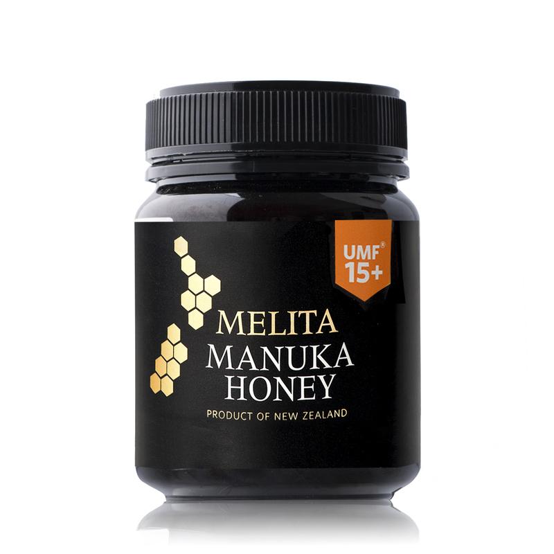 新西兰原产MELITA 麦利卡麦卢卡蜂蜜UMF15+340g养胃养颜 340g