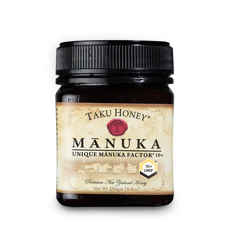 新西兰原产TAKU塔库麦卢卡蜂蜜UMF10+ 250g养胃养颜 棕色