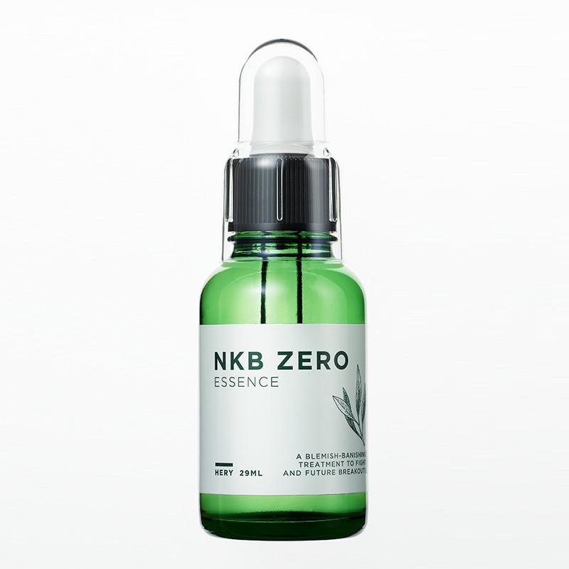 日本NKB ZERO 祛痘修复精华 绿色