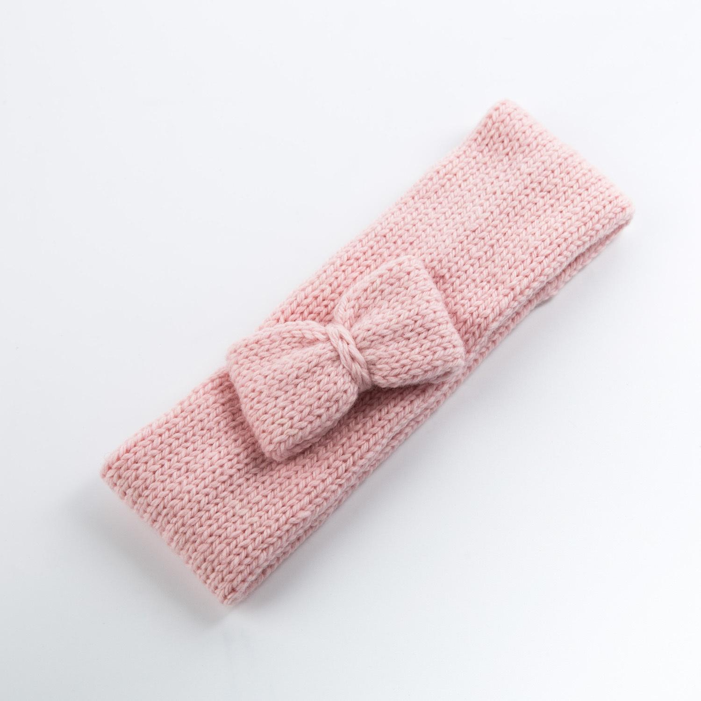 新西兰原产weebits头带婴儿头饰女宝宝发带公主发箍 粉红 L
