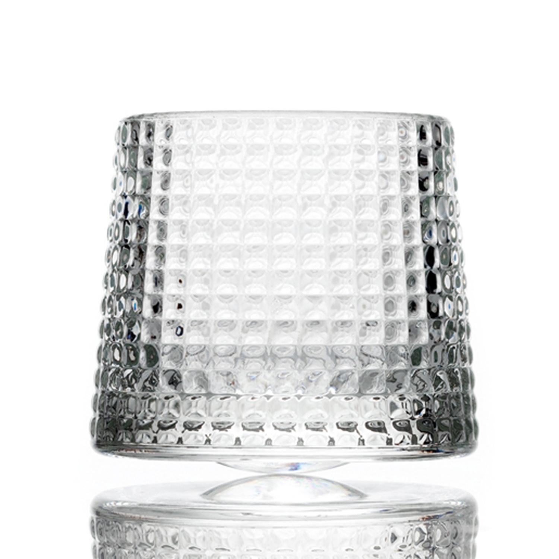 法国原产La Rochère Blossom系列威士忌酒杯玻璃杯 透明