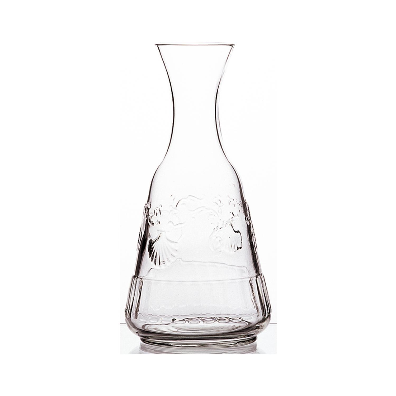 法国原产La Rochère凡尔赛系列酒瓶玻璃瓶 透明