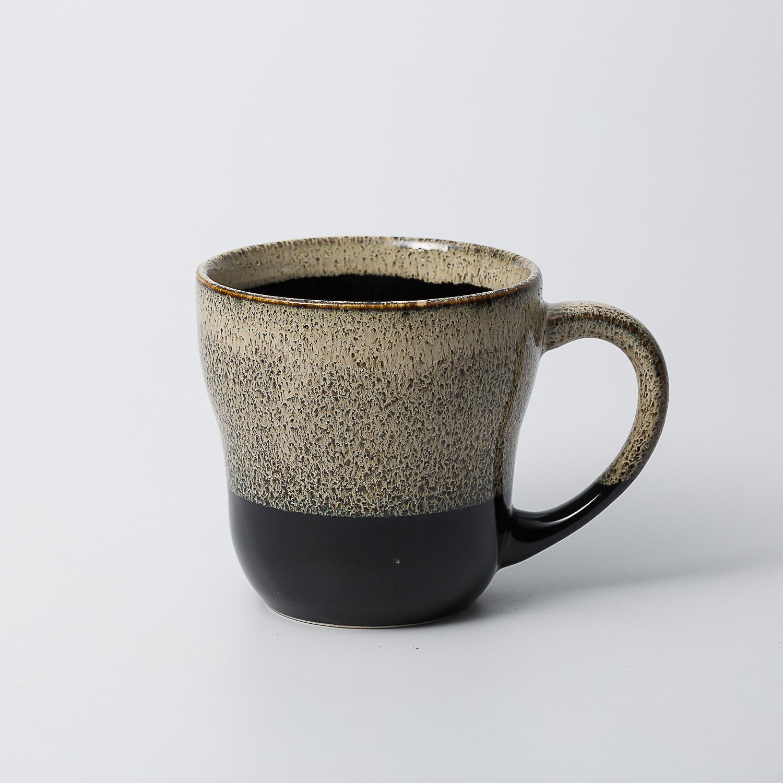 日本原产AITOGlaze works美浓烧陶瓷马克杯 珊瑚灰