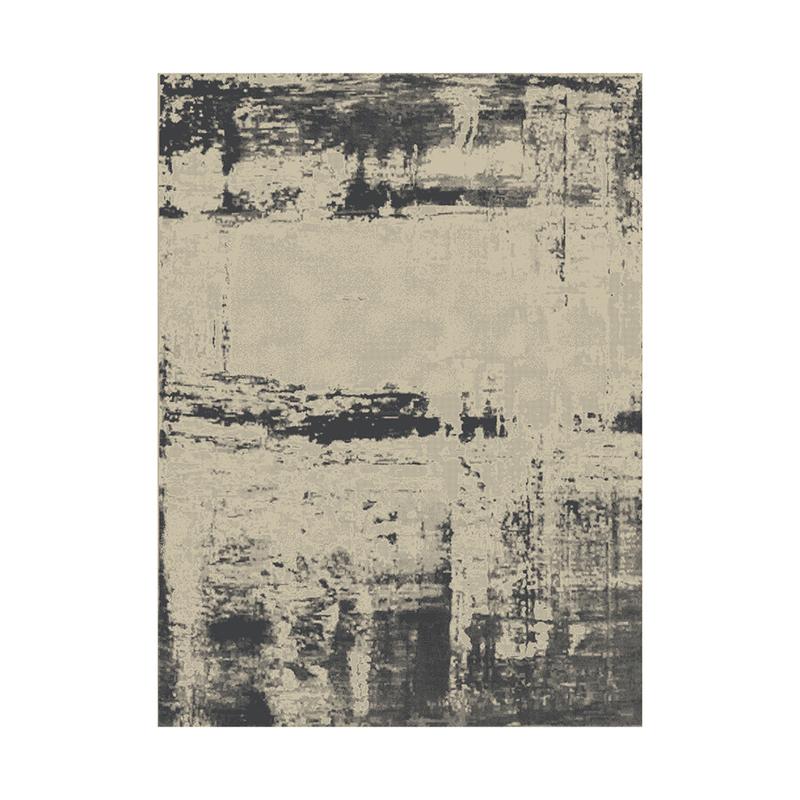 比利时原产DC carpets客厅茶几仿丝地毯地垫伊斯法罕系列 沙色 1.6M×2.3M