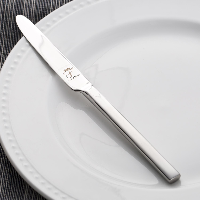 德国原产Franz Furst 316不锈钢黄油刀奶油刀Stella 不锈钢