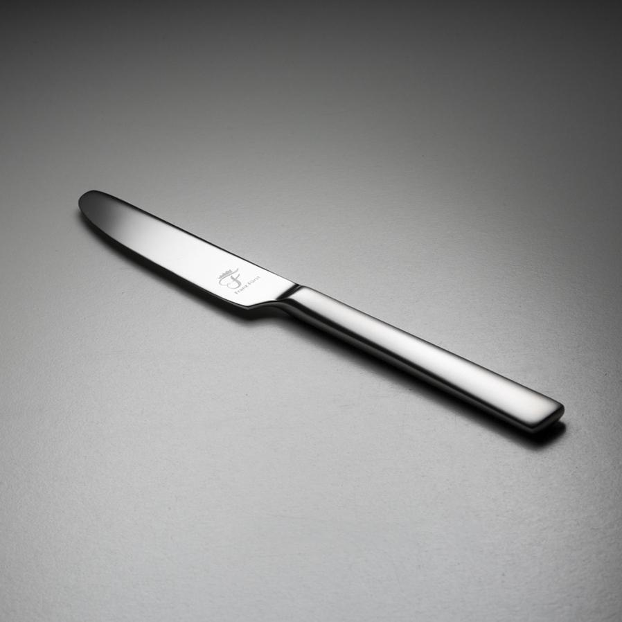德国Franz Furst Carmen 缎面系列不锈钢西餐具 黄油刀