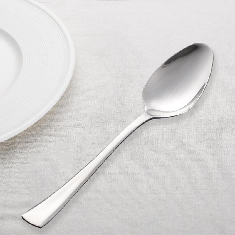 德国Franz Furst Carmen 缎面系列不锈钢西餐具 餐勺