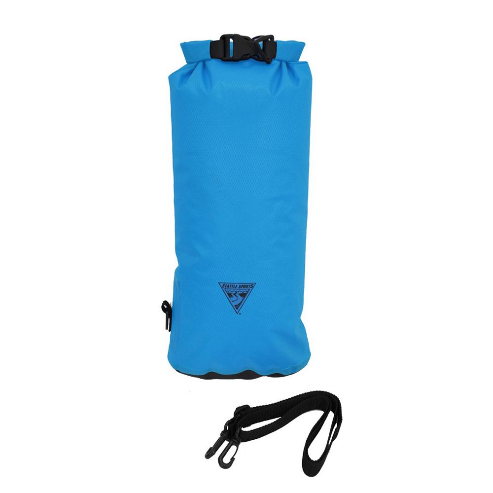 美国原产SEATTLE SPORTS桶状防水袋防水包 5L 蓝色