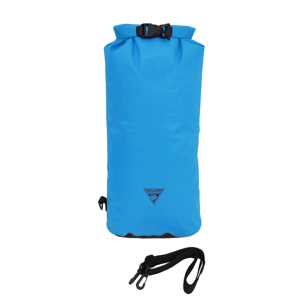 美国原产SEATTLE SPORTS桶状防水袋防水包 10L 蓝色