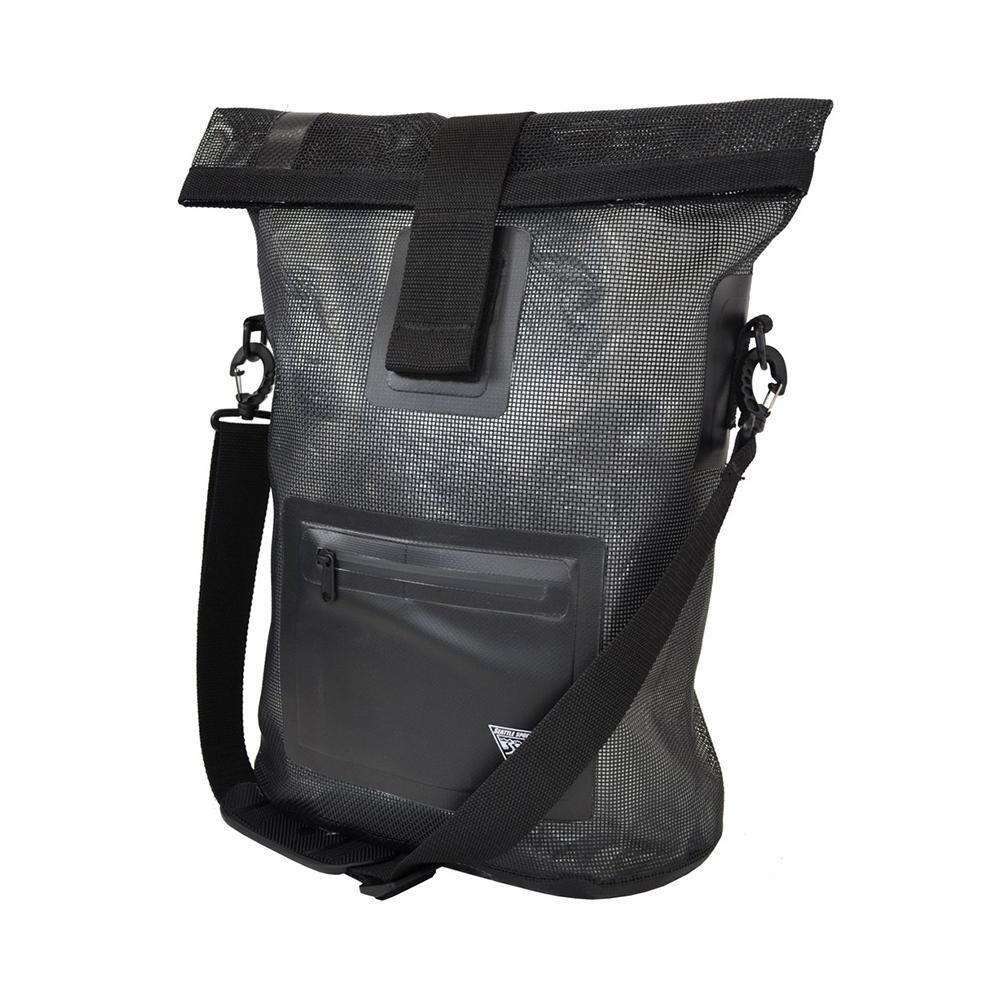 美国原产SEATTLE SPORTS网面手提包手拿包 黑色