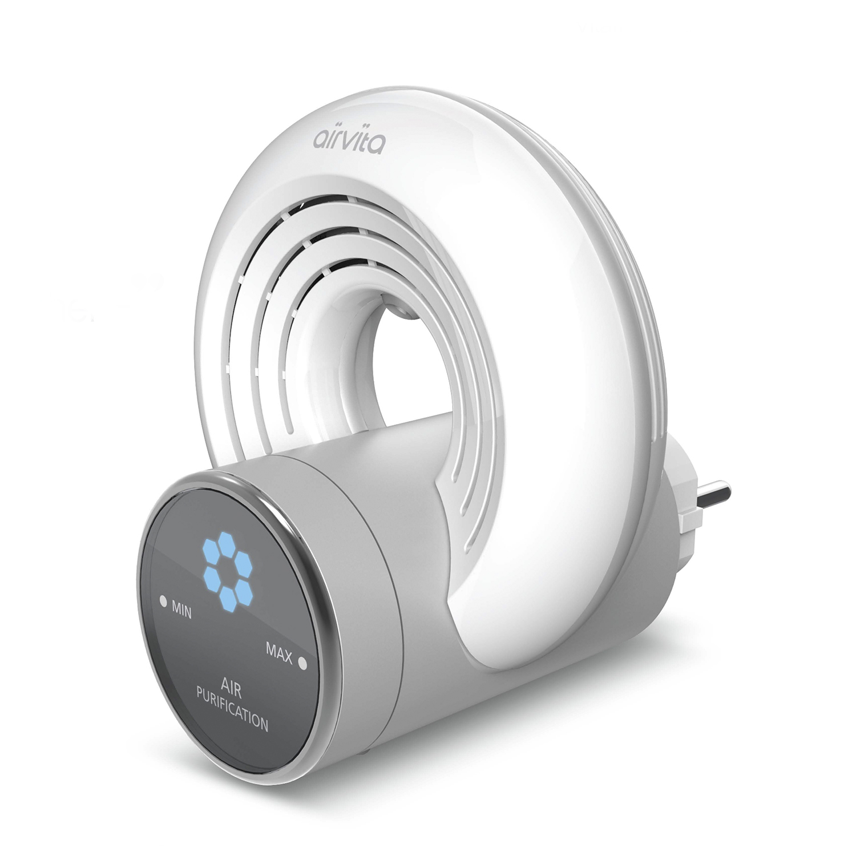 韩国原产airvita Q负离子空气净化器家用净化器除味器 白色