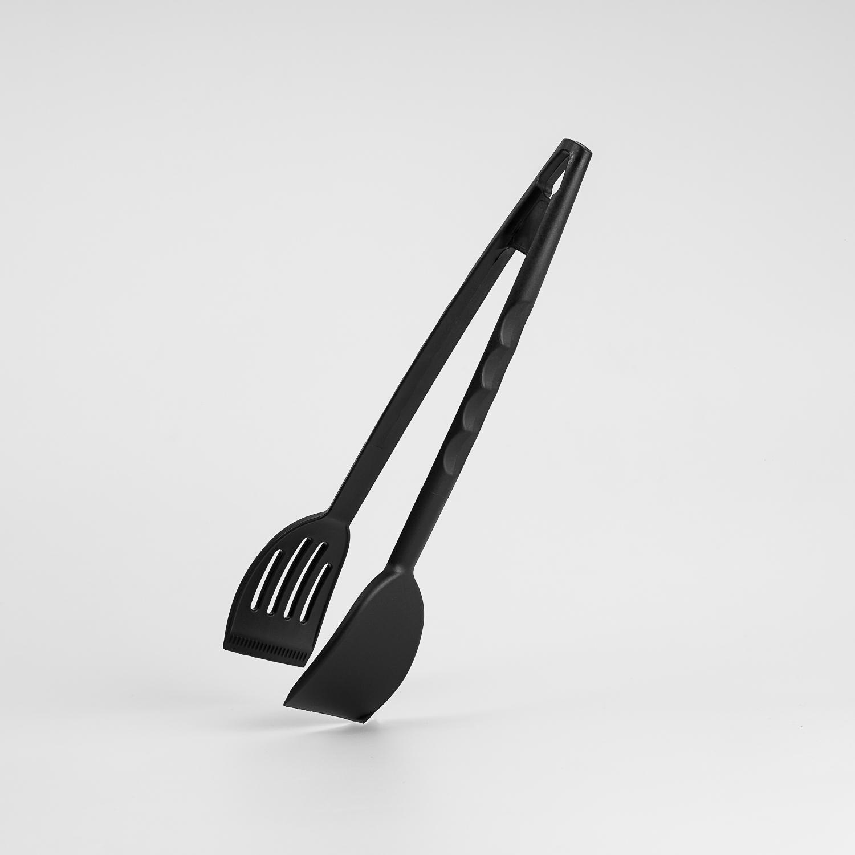 意大利原产Pentolpress厨用食物夹厨房夹子钳子 黑色
