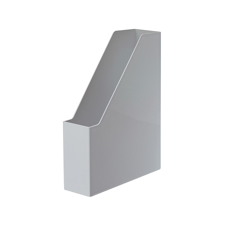 德国原产HAN有机环保简约桌面资料架办公资料架文件栏 灰色