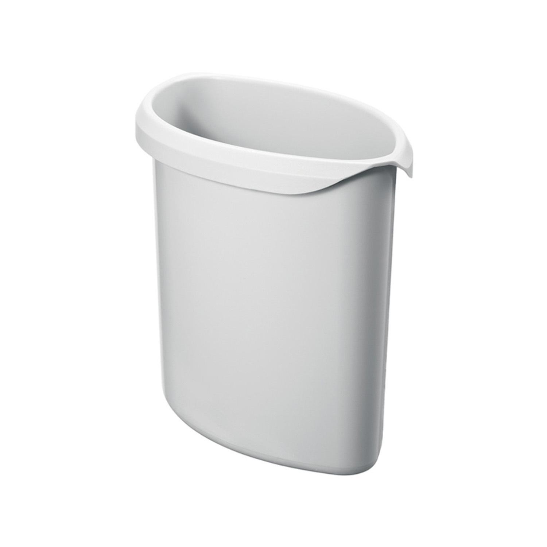 德国原产HAN省空间品质垃圾桶垃圾篓纸篓 灰色